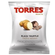 Torres Black Truffle Crisps (Large, 125g)